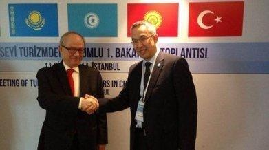 Kazakhstan to coordinate Modern Silk Road - Tengrinews | Kazakhstan | Scoop.it