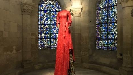 8 robes de princesse exposées à la Basilique Saint-Denis | Couture | Scoop.it