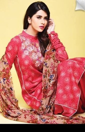 Kayseria Women Shawl And Suits  Collection 2014 For Winter   smartinstep.com   Scoop.it