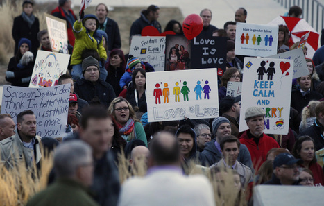 Utah Gay-Marriage Appeal Seen as Supreme Court Rehearsal | Gabby Huizinga's Current Events Scrapbook | Scoop.it