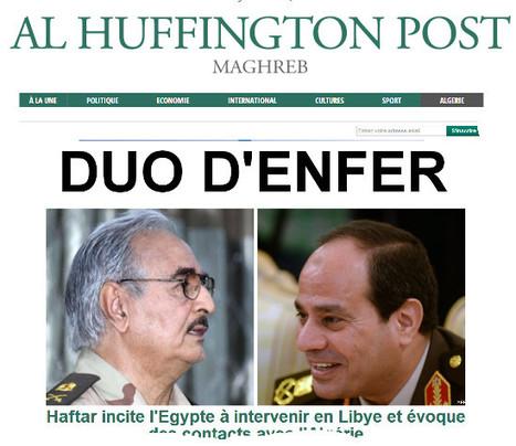 Huffington Post: l'Algérie a son édition | DocPresseESJ | Scoop.it