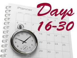 Creating a 60 Day Fundraising Plan: Days 16-30 | Tri Point Fundraising | nonprofits | Scoop.it