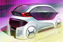 BMW Honeycomb concept re-thinks the way autonomous cars will work - Pocket-lint | Motoring into the future...... | Scoop.it