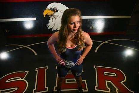 WRESTLING: La Sierra's throwing girl - Press-Enterprise | Adversity in Women's Wrestling | Scoop.it