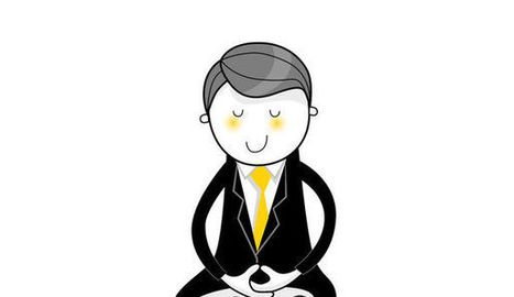 Bouddha au secours du management | Stop au stress | Scoop.it