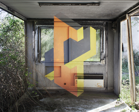 Street Art Turns Abandoned Buildings Into Optical Illusions | DataPolis | Scoop.it