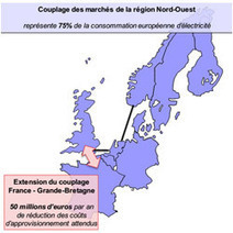 FR / GB : le couplage des marchés de l électricité débute le 26 novembre | Smart metering | Scoop.it