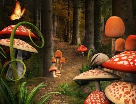 How Psilocybin 'Magic' Mushrooms Reconnect Us With Nature - Reset.me | Paint it Light | Scoop.it