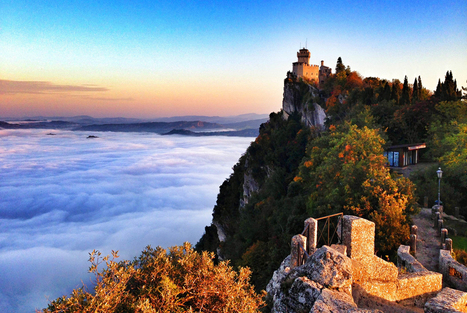 Ridiculously Surreal Photos of San Marino | Horn APHuG | Scoop.it