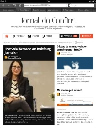 Essa maravilha sem dono, o assunto do dia | Articula Confins | Journalism and the WEB | Scoop.it