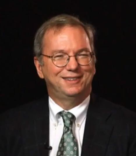 E.Schmidt, ex-PDG de Google, formule ses prédictions pour 2014   Digital Martketing 101   Scoop.it