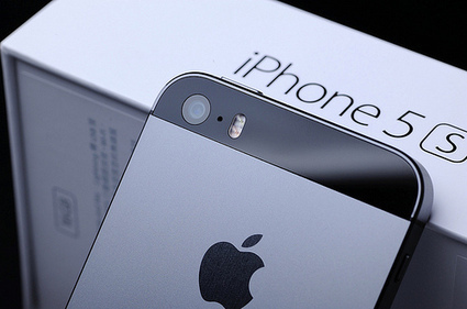 L'iPhone 5S dans le Zeitgeist 2013 (France) de Google... | ReScoop | Scoop.it
