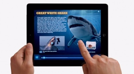 How To Create Interactive Lessons for the iPad - Daily Genius | Digital Learning, Technology, Education | Scoop.it