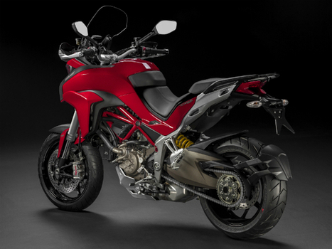 2014 EICMA: 2015 Ducati Multistrada 1200 Preview | Ductalk Ducati News | Scoop.it