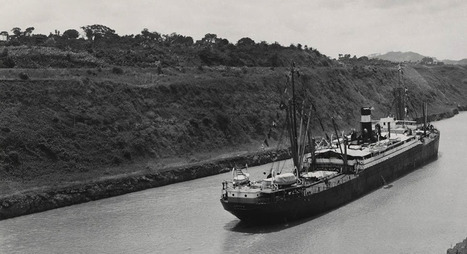 #UF Panama Canal Centennial Online Exhibit | Library Collaboration | Scoop.it