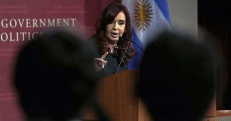 Fernández responde en EE UU más preguntas que en un año en Argentina | Geografía | Scoop.it