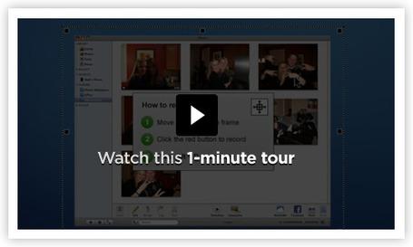 Screenr | Instant screencasts: Just click record | eLearningKorean | Scoop.it