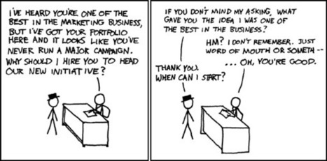 xkcd: Marketing Interview | Business Wales - Socially Speaking | Scoop.it