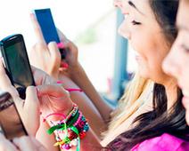 Jóvenes y adolescentes: La generación más móvil | Actualidad Blogging | Scoop.it