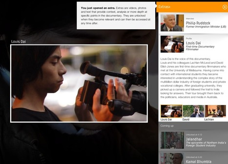 I am watching Convenient Education | Interactive & Immersive Journalism | Scoop.it