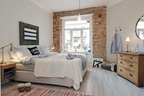 Tu blog de Decoracion: Apartamento sueco | ARIS casas | Scoop.it