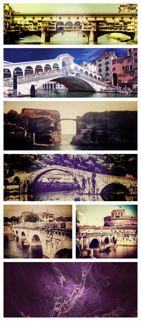 7 Amazing Bridges to see in Italy | East Coast Limousine Service | Scoop.it
