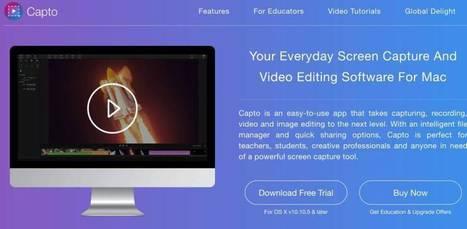 Le meilleur outil pour créer des captures de votre écran – Les Outils Tice | Les outils du Web 2.0 | Scoop.it