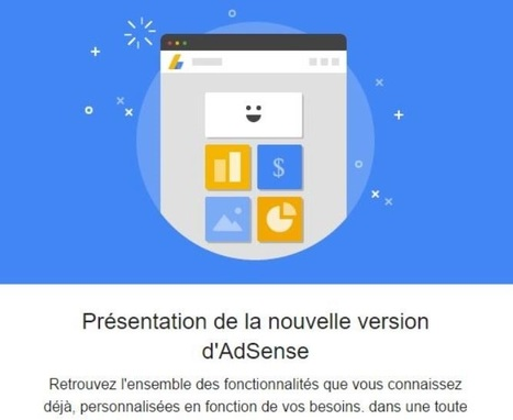 Google AdSense déploie une nouvelle interface en Material Design | Référencement internet | Scoop.it