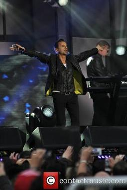 Depeche Mode | Dave Gahan Feared Death During Cancer Battle | Contactmusic.com | onconnect | Scoop.it