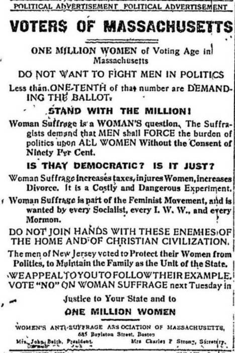 1915_Boston.jpg (600x899 pixels) | Women's Rights in America | Scoop.it
