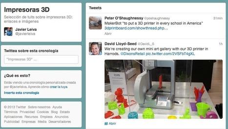 Custom timeline, nueva herramienta de Twitter para la curation (incluye tutorial en video) | Los Content Curators | Social Media | Scoop.it