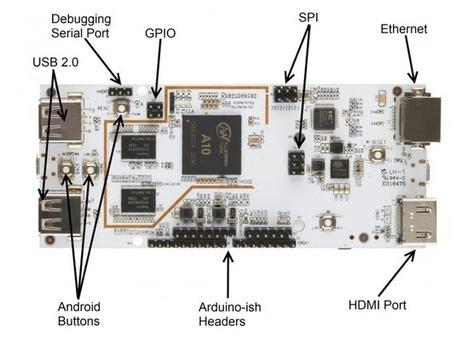 pcDuino pour partir à la conquête du Raspberry Pi   Arduino, RaspBerry, PCDruino   Scoop.it