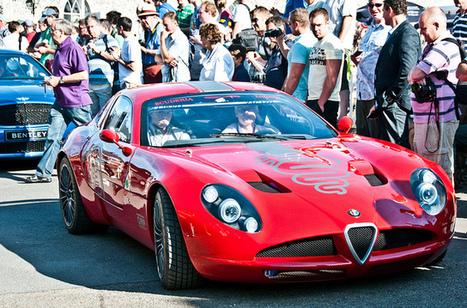 2010 Alfa Romeo TZ3 Corsa | my library | Scoop.it