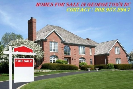 Georgetown real estate - Imgur   Real Estate On (and off!) The Hill   Scoop.it