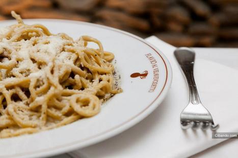 Dove trovare la migliore cacio e pepe a Testaccio - Cibando Blog | Best Food&Beverage in Italy | Scoop.it