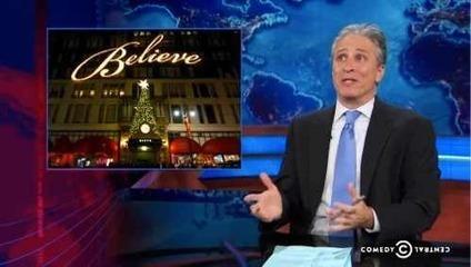 Watch: jon stewart battles the fox news war on the 'war on christmas' | LEGAL NEWS | Scoop.it