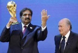 FIFA investigates Qatar's World Cup bid - Middle East Online | Sports Facility Management.3099281 | Scoop.it