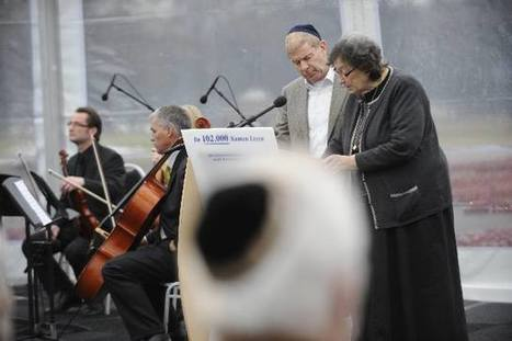 Spoken Sound Monument  'Reciting 102.000 Names' in the Netherlands | Holocaust Holland | Scoop.it