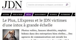 Des faux contributeurs dans la presse en ligne | DocPresseESJ | Scoop.it