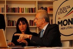 """Mario Monti risponde su Twitter """"Legge elettorale primo provvedimento""""   Teatro Politica   Scoop.it"""