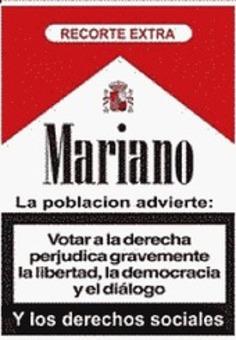 Mariano Rajoy es un peligro para los derechos sociales   La web de ...   Partido Popular, una visión crítica   Scoop.it