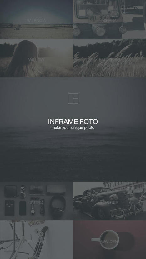 InFrame Foto (Photography) | Instagram Tips and Tricks | Scoop.it