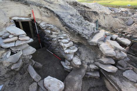 Descubren una extraña construcción que pudo funcionar como una antigua sauna en Escocia | ArqueoNet | Scoop.it