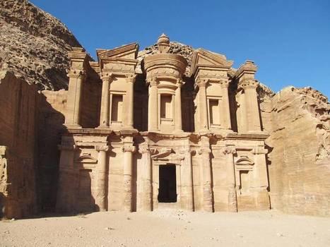 Jordan offers ancient sites, warm welcome - The Japan Times | Biblical Interpretation | Scoop.it