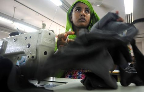 Pas un atelier textile n'est parfaitement sécuritaire | BTS MUC | Scoop.it