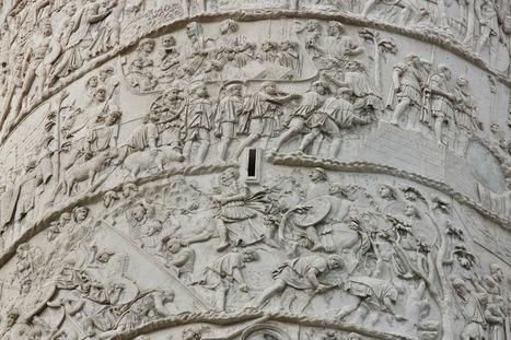 Roma - Columna de Trajano | Mundo Clásico | Scoop.it