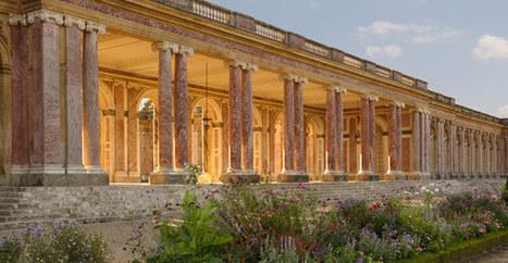 Fleurs du Roi - Château de Versailles | Arts et FLE | Scoop.it