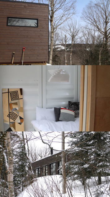 Recycled shipping container is transformed into a... - eco3tree | Eco Friendly | Scoop.it
