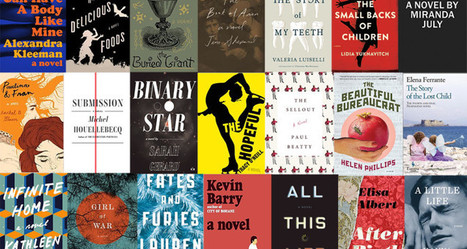 Electric Literature's Best Novels of 2015 including Kevin Barry | The Irish Literary Times | Scoop.it
