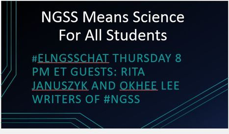 NGSS is for ALL Students | K - 5 Science Education | Scoop.it